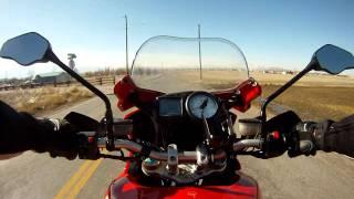 7. Ducati Multistrada 1100S GoPro Chesty Testy