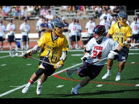Lacrosse - In the first round of the NCAA Men's Lacrosse Tournament, Drexel turned a 6-4 deficit into a 7-6 lead in just 11.3 seconds. The Dragons' Jules Raucci scored ...
