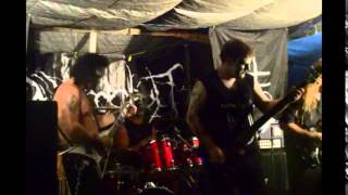 Video SWORDOKULT-Winterdemons /Garage fest III Poprad 29.08.2015/