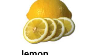 English Fruits Vocabulary(2)