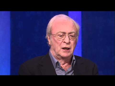 Michael Caine Impersonates Himself