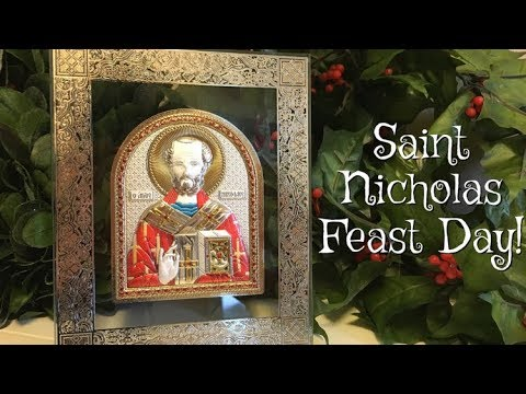 St Nicholas Feast Day Traditions