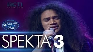 Video CHANDRA - BEBASKAN DIRIKU (Armada) - SPEKTA 3 - Indonesian Idol 2018 MP3, 3GP, MP4, WEBM, AVI, FLV Oktober 2018