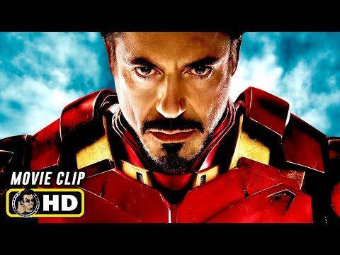 IRON MAN (2008) 6 Movie Clips [HD] Robert Downey Jr.