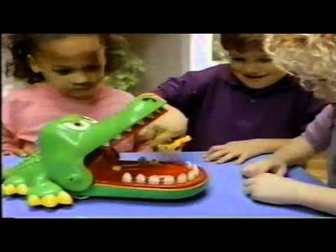 Video of Classic Crocodile Dentist