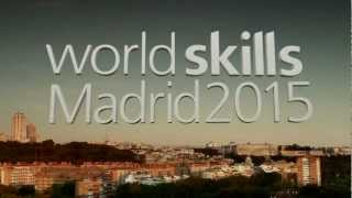WorldSkills Madrid 2015. Promocional