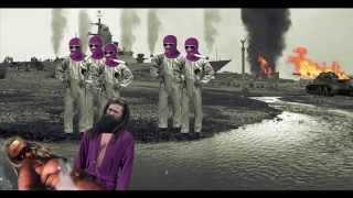Video Kabaret Dr. Caligariho & Koonda Holaa - Ukrajina (feat. Jezus Vi