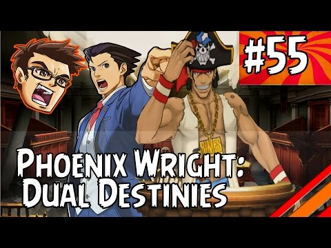 "Phoenix Wright: Dual Destinies | ""Ghosts"" 