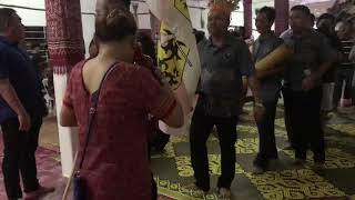 Gawai Antu Gensurai Layar 2018.Niki Ka Bujang Berani