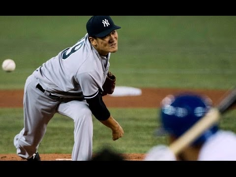 Video: Top 5 nastiest pitches on the New York Yankees