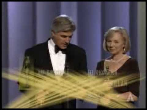 """""""The English Patient"""" winning the Oscar® for Art Direction"""