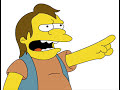 The Simpsons – Nelson Muntz HA-HA