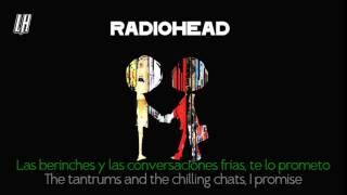 Radiohead I Promise Subtitulada en Español + Lyrics