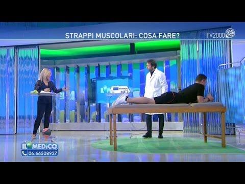 salute - come avviene lo strappo muscolare ed eventuali cure