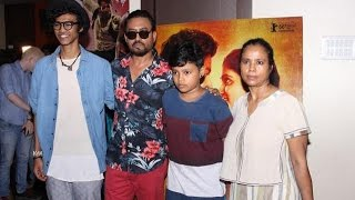 Irrfan Khan Family Photos || Father, Mother, Brother, Sister, Wife &  Son!!!