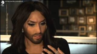 Conchita Wurst talks about Golden Globe and Hollywood