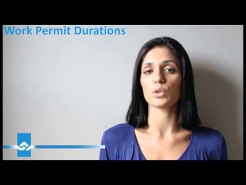 Canada Work Permit Duration Video