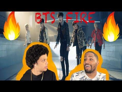 [New BTS Reaction][MV] BTS(방탄소년단) _ FIRE (불타오르네)