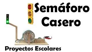 Proyectos | Semáforo Casero - Muy fácil de hacer