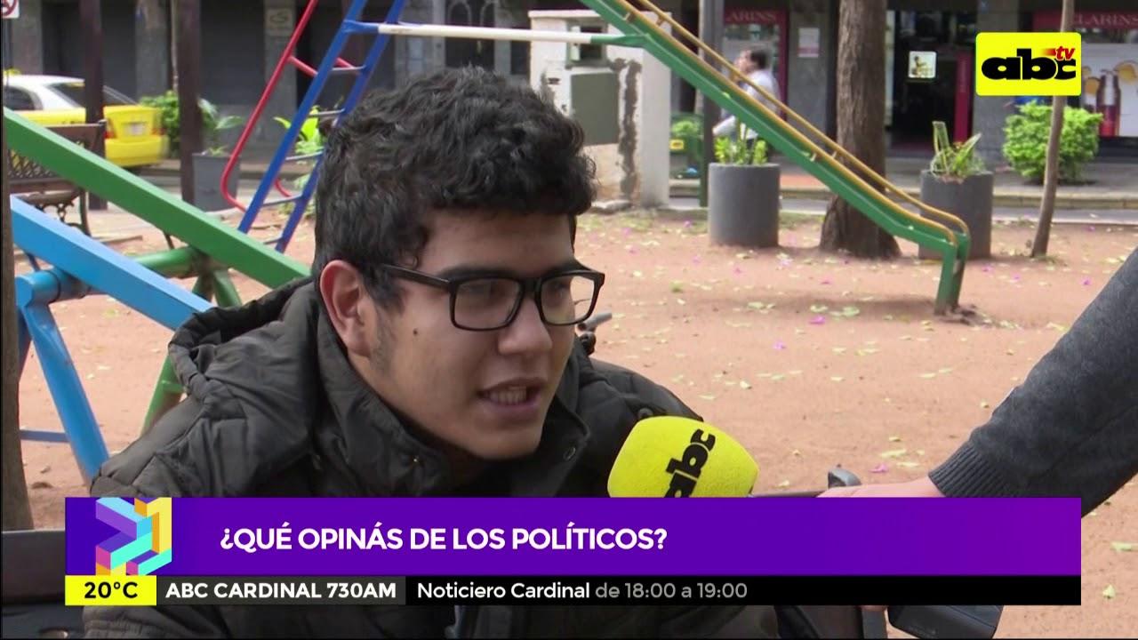 Jóvenes buscan ser contralores de políticos y luchar por los derechos