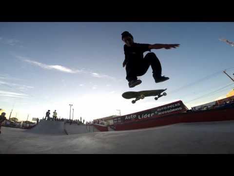 Campeonato de Skate em Primavera do Leste MT