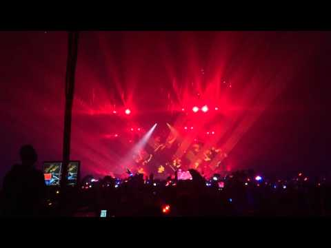 Kygo Live San Francisco feat Conrad Sewell Firestone part 1