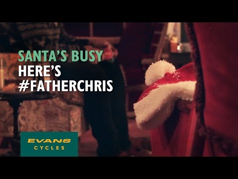 Sir Chris Hoy helps launch Evans Cycles Christmas campaign