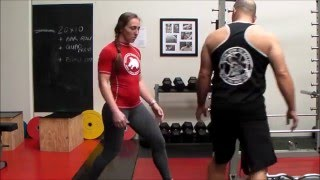 Alan Orr - 2 Exercises for Hip Mobility