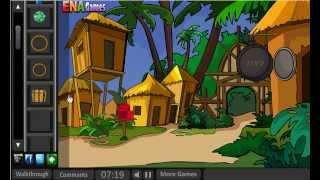 Escape Treasure From Pirate Island Walkthrough