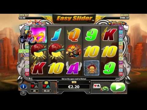 Easy slider™ free slots machine by NextGen Gaming preview at Slotozilla.com