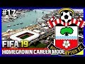 FIFA 19 | Homegrown Career Mode | #17 | Formation Change, Fortunes Change?