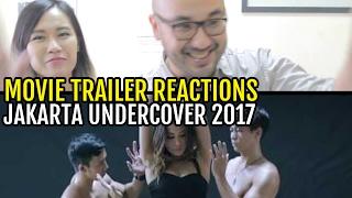 Nonton Jakarta Undercover 2017 Movie Trailer Reactions   Keren  Film Subtitle Indonesia Streaming Movie Download