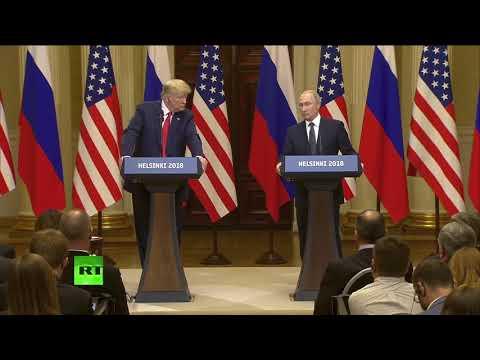 """Реакция Трампа на """"факты"""" Путина"""