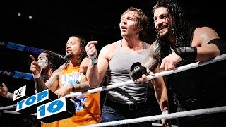 Nonton Top 10 Smackdown Moments  Wwe Top 10  December 10  2015 Film Subtitle Indonesia Streaming Movie Download