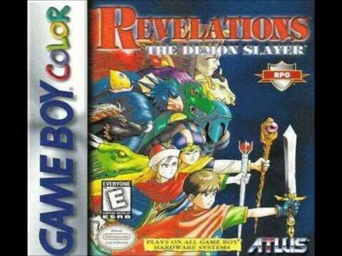 Revelations : The Demon Slayer Game Boy