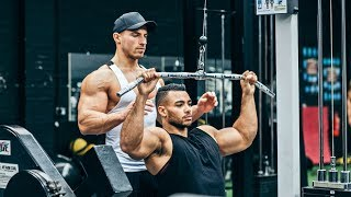Video Full Back & Biceps Workout With Justin St Paul MP3, 3GP, MP4, WEBM, AVI, FLV November 2018