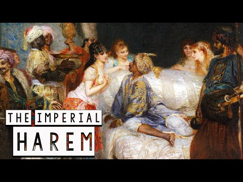 The Fabulous Harem of the Ottoman Emperors (The Imperial Harem) - Historical Curiosities
