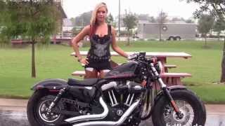 1. Used 2011 Harley Davidson Sportster Forty-Eight Motorcycles for sale