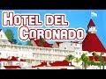 Behind the Grand Floridian: The Hotel del Coronado