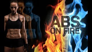 The best fat burning abs workout can be found in our 90 day fitness and nutrition program http://athleanx.com/x/fat-blasting-abs-workoutThis fat blasting abs workout will set your abs on fire! Not only will it blast belly fat, but it is also an extreme abs workout that will help you tone up and see definition in your abs.  If you are looking to lose belly fat and build your abs at the same time, give this fat burning ab workout a try.There are 5 exercises in this ab workout that burns fat.  You can either do 10 reps or 20-40 seconds of each of the moves in this extreme abs routine.  You'll be surprised at just how much this ab workout gets your heart rate up, sparking fat loss. If you are a beginner shoot for 1 round of this workout to set your abs on fire.  If you are more advanced shoot for 2-3 rounds of this extreme abs routine. If you are looking for a full length fat burner ab workout, check out our complete Athlean-XX for Women program https://athleanx.com/best-workout-program-for-women/getleanHere are the exercises to help you lose belly fat:1) Tricycles (10 each side)2) Swing Touch (10 each side)3) Bosu Pop Up Planks (10 reps)4) Twisted Scorpion (10 each side)5) Weighted Side Plank Leg Swing to Leg Raise (10 swings, 10 raises each side)For all the best fat burning ab workouts subscribe to our Youtube channel https://www.youtube.com/user/womensworkouts