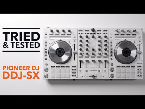 The controller that changed it all - Pioneer DDJ-SX Tried & Tested