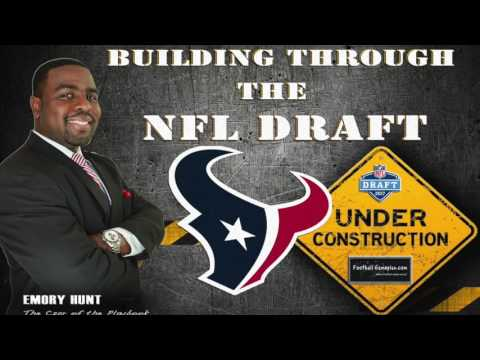 FBGP's Building Through the NFL Draft: Houston Texans
