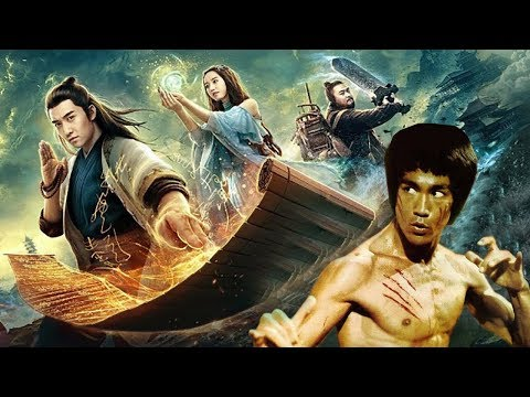 Bruce Lee Secrte - Super Hit Chinese Movie In Hindi Dubbed