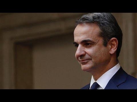 Μητσοτάκης για συμφωνία Ελλάδας – Αιγύπτου: «Νέα πραγματικότητα στην Αν. Μεσόγειο»…