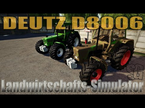 Deutz D8006 v1.4.0.0