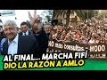 En el Zócalo, miles de fifi apoyaron las consultas usadas por López Obrador