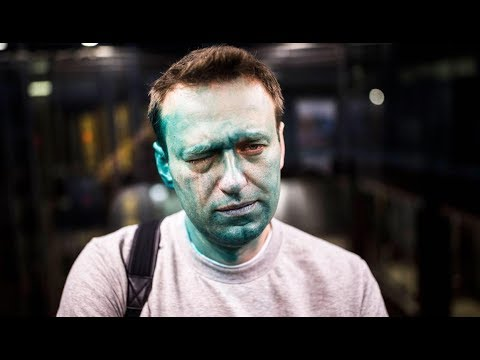 Навальный улетает в Астрахань после освобождения - DomaVideo.Ru