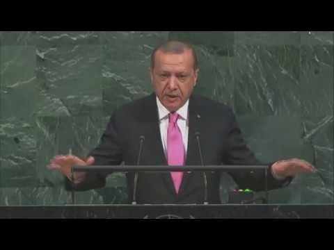 """'BM Güvenlik Konseyi'nin Demokratik, Şeffaf, Adil ve Etkin Bir Yapıya Kavuşmasını İstiyoruz"""""""