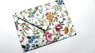 How to Make Origami Envelope/ Easy Paper Envelope/ Paper Craft/ Beautiful Envelope.