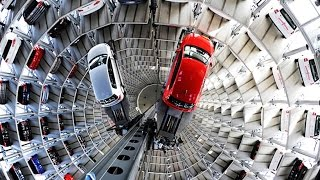 Video Automated Car Parking System | CARS | SAVE CAR CRASH # CAR PARKING TECHNIQUE * CHINA VS GERMANY MP3, 3GP, MP4, WEBM, AVI, FLV Agustus 2017